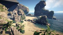 Unity – Tropical Environment WIP